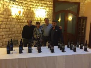 Gerardo Leone, Susanna Radikon, Dario Princic, Michele Polignieri