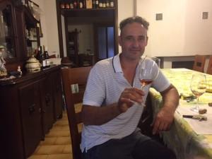 Brindisi con Daniele Drius