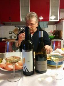6 marzo 2015-Giuseppe e Vecchie Vigne Roncus 2004 Doc Collio