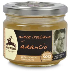 Miele Arancio Biologico Alce Nero 300g