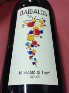 etichetta Daidalos