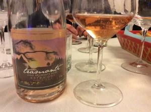 Tramonti Spumante rosè