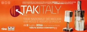 TakeItaly Puglia in FVG
