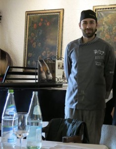 Chef Vincenzo Gargiulo