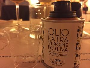 Degustazione olio evo Muraglia-Andria